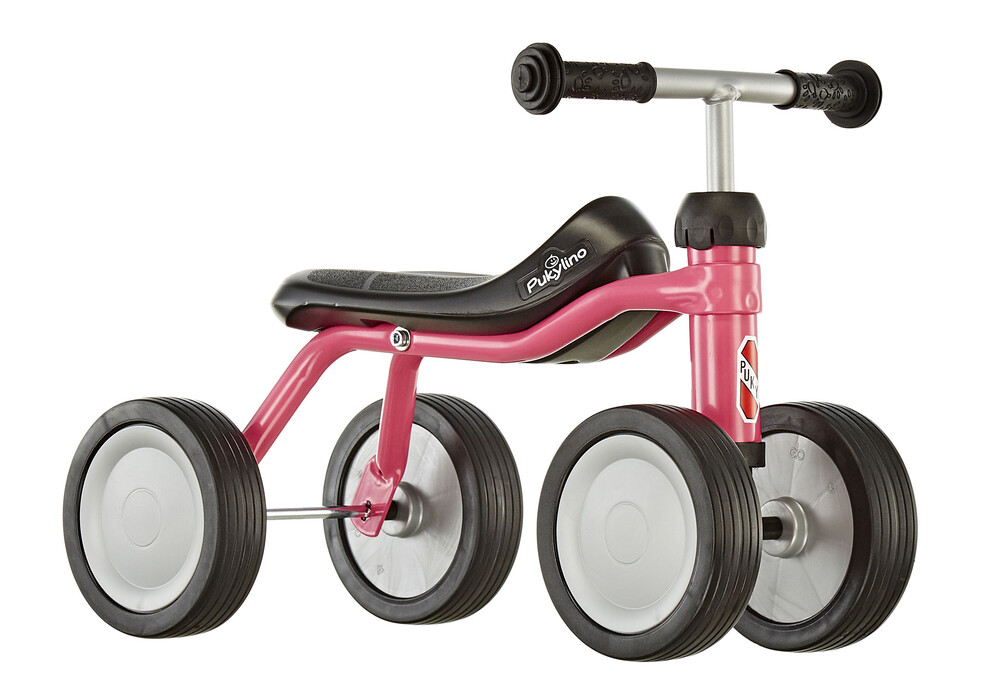Puky Pukylino Ride On Toys Children Pink At